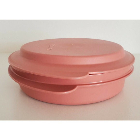 Tupperware Microwave Cookware Bowl Lid